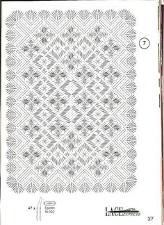 lace express - 2010-2 - Virginia Ahumada - Picasa Webalbums Crochet Doilies, Crochet Lace, Bobbin Lace Patterns, Lacemaking, Textile Art, Tatting, Projects To Try, Album, Embroidery