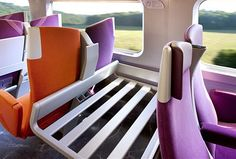 christian lacroix design/images | cl train 16 High Speed, High Fashion