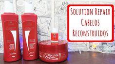 Reconstrução Profunda com a Linha Solution Repair | DiHair Professional