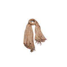 Pashmina Jacquar Bege de Viscose #pashmina #pashimina #modafeminina #fashion #scarf #scarfs