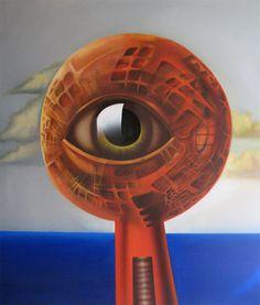 Ruben Cukier, Moral Eye on ArtStack #ruben-cukier #art