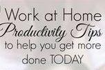 My Frugal WAHM Life: 5 WAHM Productivity Hacks (Part 1)