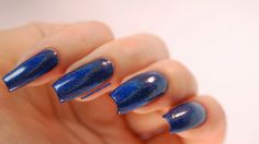 Darling Diva Polish - Nightbird