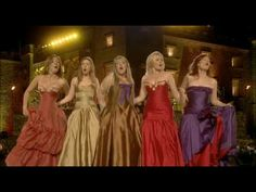 Spanish Lady - Celtic Woman Beautiful!!  I see Hayley Westenra in the group!  Love her!.......and this music.
