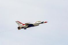 Fly By Photograph by Jack R Perry US Air Force Thunderbirds f-16
