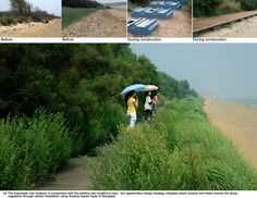 The Qinhuangdao Beach Restoration by Turenscape