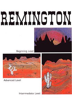 "Remington Art Projects for Kids:  The life and art of Frederic Remington was presented creatively to make art history come alive.  The children will investigate his realistic paintings that recorded the vanishing American ""Old West.""  In their classroom art activities, realism will be emphasized in landscapes created with chalk on colored paper."
