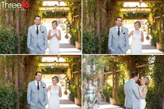 Photos from a real vineyard wedding at Mount Palomar Winery in Temecula wine country. Fall is the perfect time for a wine country wedding - the vines are stunning in the fall! #mountpalomarwineryweddings Photo by: Three16 Photography (www.Three16photography.com)