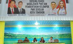Wawali SAS Buka Sosialisasi Management PMR - beritanusantara.co.id