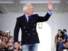 Ralph Lauren deixa el lloc de director general de la seva empresa.  #RalphLauren #Moda #NewYork #NYFW #StefanLarsson #Gap