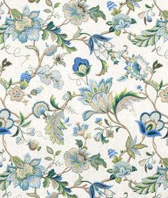 P. Kaufmann Finders Keepers French Blue Fabric | OnlineFabricStore.net