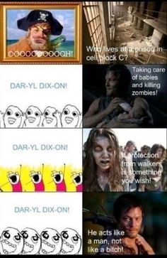 TWD  The truth