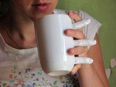 That coffee mug!