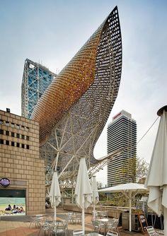 Peix (Fish) | Ciutadella/Vila Olímpica, Barcelona, Spain | Frank Gehry
