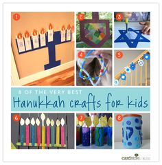 8 of the very best Hanukkah crafts for kids | Cardstore Blog