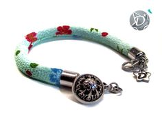 Desirù with new Vintage button!! #desiruvintage #desirù #vintage #kimono #bracelet #desirumilano