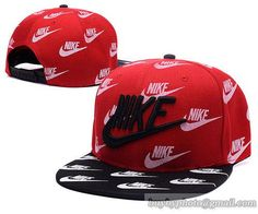 9db83d5a82b Mens Nike True Nike Logo Embroidery Multi Nike Printed Logo Sports Fashion Snapback  Cap - Red   Black - Click Image to Close