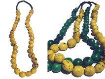 gorg long seeds necklace $36  nice summer colors    http://www.lattitudeq.com
