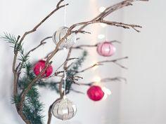 DIY - Christmas tree baubles