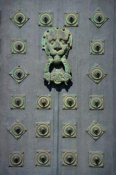 Details of a door | Flickr - Photo Sharing!