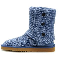 UGG Boots Classic Cardy Blue