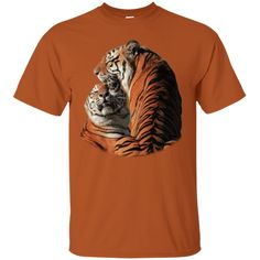 Oh! Oh! Oh! Love this new Arthur and Andre ... Check it out! http://catrescue.myshopify.com/products/arthur-and-andre-tigers-custom-ultra-cotton-t-shirt?utm_campaign=social_autopilot&utm_source=pin&utm_medium=pin