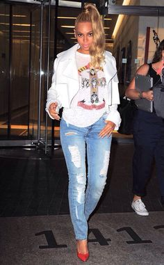 Beyoncè in New York May 5th, 2015