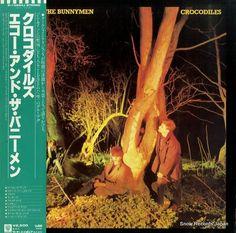 エコー・アンド・ザ・バニーメン / ECHO AND THE BUNNYMEN - クロコダイルズ / crocodiles - P-10964J