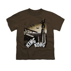 King Kong - Final Battle Youth T-Shirt