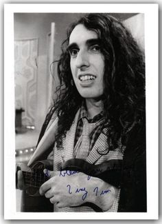 Taken on the set of Rowan and Martin's Laugh-In, 1968. I would do anything for this signed picture