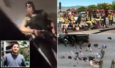 San Bernardino cop: 'I'll take a bullet before you - that's for sure' #DailyMail | These are some of the stories. See the rest @ http://twodaysnewstand.weebly.com/mail-onlinecom or Video's @ http://www.dailymail.co.uk/video/index.html
