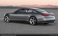 Yes please. The Audi A9 is a gorgeous, sophisticated way to get to your destination quickly.