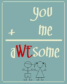 you + me = aWEsome  - #S0FT PIN MIX