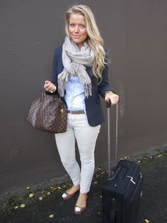 great outfit for travelling