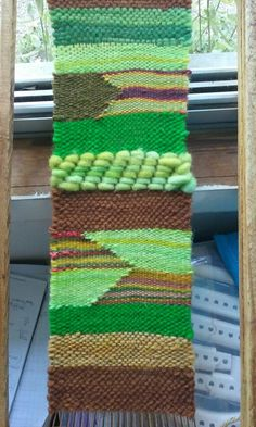Tapestry Weaving, Tutorials, Wall Art, Deco, Sewing, Fabric, Inspiration, Tapestry, Murals