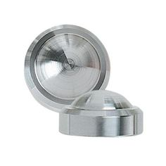 CableRail Stainless Steel Crown End Cap for Cable Railing System