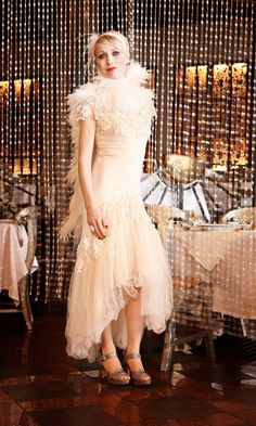 Kig forbi og find den skønneste kjole til nytårsaften eller til den næste fest fra Maria Sander.