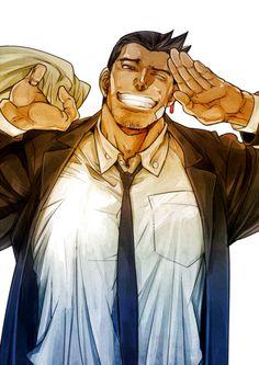 Detective Gumshoe!