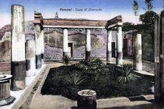 Pompei - Casa di Diomede
