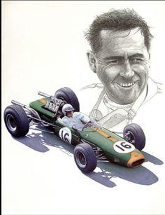 Sir Jack Brabham.