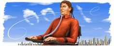 Christopher Reeve's 69th Birthday Christopher Reeve, Superman Actors, Superman News, Dana Reeve, Logo Google, Art Google, Dental Facts, How To Influence People, Google Doodles