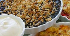 Grundrecept på en lättlagad smulpaj som du kan använda till äppelpaj, blåbärspaj eller någon annan favorit.   Smuldeg går fort att göra och är perfekt om du behöver en snabb dessert!