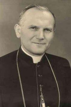 Arzobispo Karol Wojtyla
