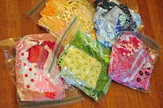 How to Sort and Organize Fabric Scraps