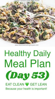 Your healthy diet meal plan for weight loss daily Clean Eating Recipes, Easy Healthy Recipes, Diet Recipes, Healthy Snacks, Vegetarian Recipes, Vegan Vegetarian, Healthy Diet Meal Plan, Diet Meal Plans, Healthy Weight