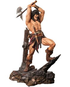 Conan - 1/4 - Statue - ARH Studios