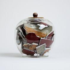 Bouke de Vries: Memory Vessel XXVII Waste Art, Ceramic Sculptures, Product Design, Baskets, Articles, Memories, Contemporary, Artist, Photography