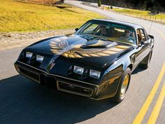 My dad had a trans am just like this when I was a girl.