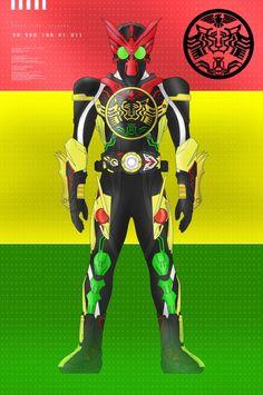 Kamen Rider Zi O, Kamen Rider Series, Zero One, Cyberpunk, Ranger, Geek Stuff, Hero, Japan, Comics
