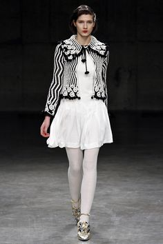 Meadham Kirchhoff Fall 2013 RTW - Review - Fashion Week - Runway, Fashion Shows and Collections - Vogue - Vogue